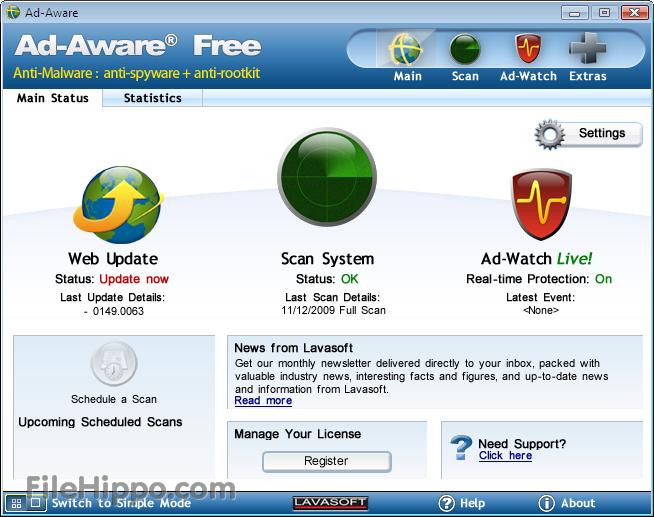 Ad-Aware 9.6.0